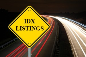 traffic to your IDX listings