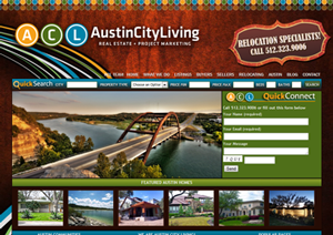 AustinCityLiving.com screenshot