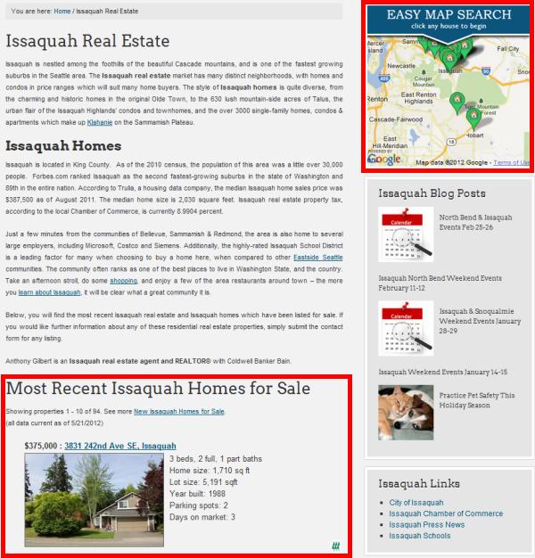 Issaquah Real Estate