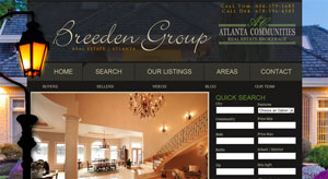 breeden homepage