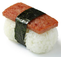 keyword spam sushi
