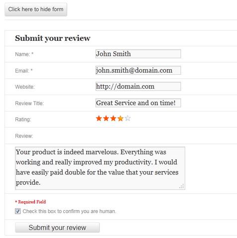 Real Estate Client Reviews